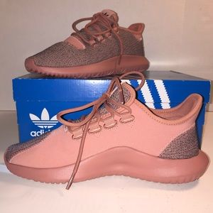Women's Adidas running shoes with box never worn
